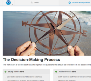 Coastal planning advisor