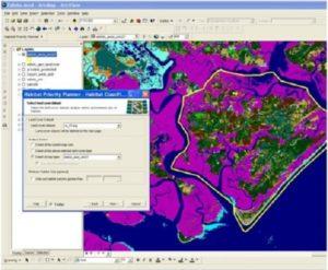 Habitat priority planner