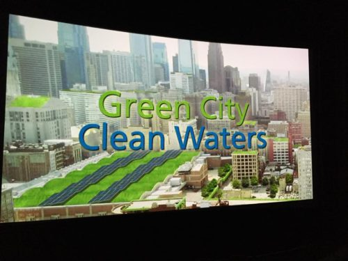 Green City Clean Waters film