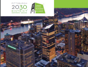 Pittsburgh 2030 District downtown Oakland