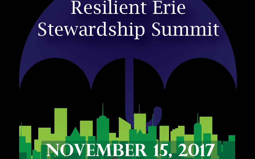 Resilient Erie Stewardship Summit
