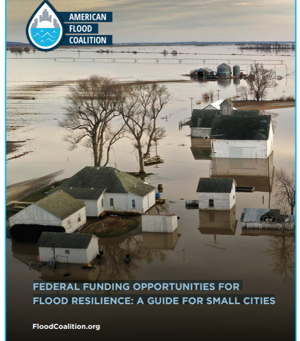 Federal Funding Opportunities for Flood Resilience: A Guide for Small Cities